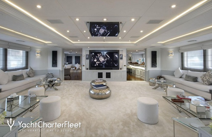 Du thuyền Chakra 6