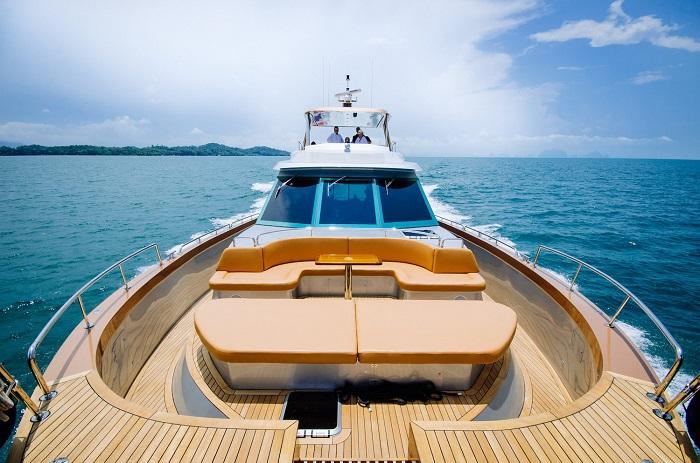 Du thuyền Chowa 2