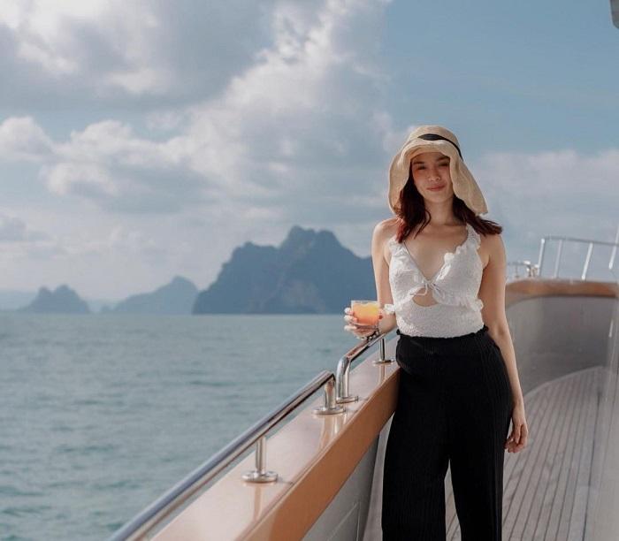 Du thuyền Chowa 21