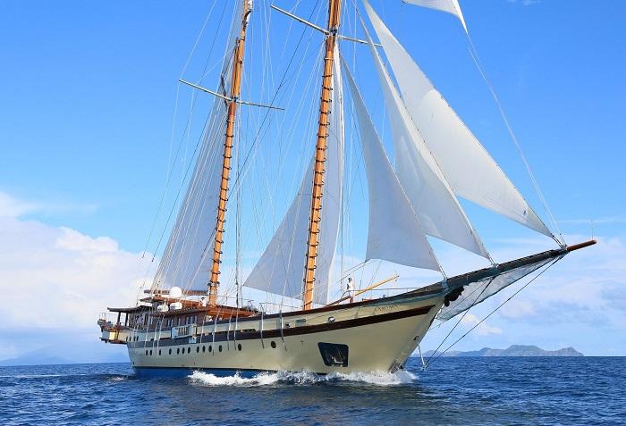 du thuyền Lamima  1
