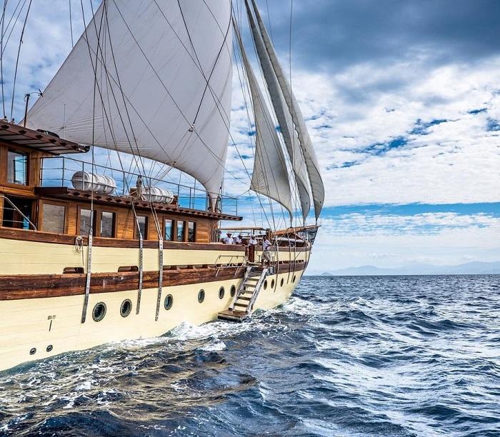 du thuyền Lamima 16
