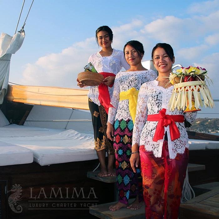 du thuyền Lamima  24