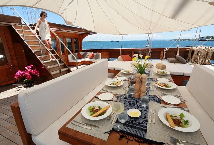 du thuyền Lamima 8