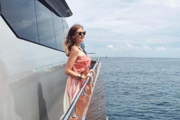 Khám phá Thái Lan trên du thuyền Chowa nổi bật đầy ấn tượng