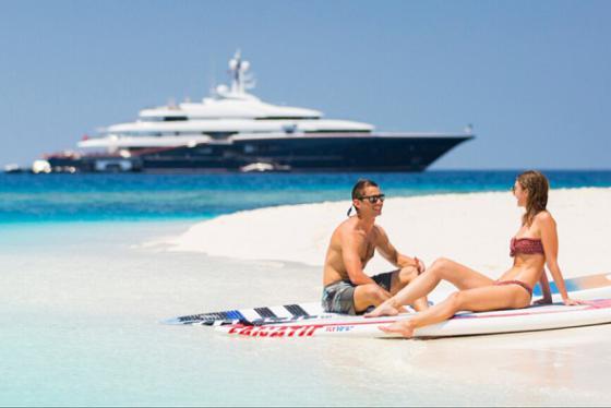Chiêm ngưỡng du thuyền Nirvana – 'Dinh thự' nổi trên biển cho những vị khách sành điệu nhất