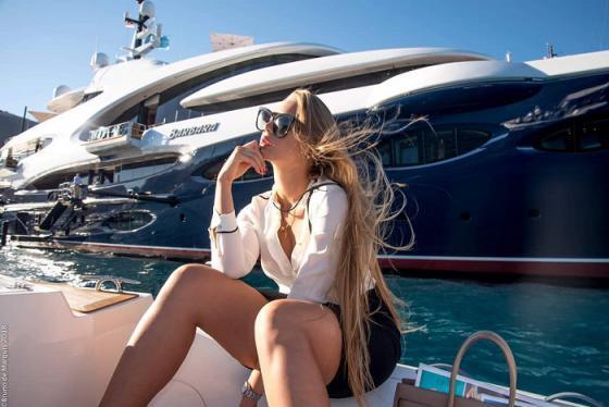 Du thuyền Barbara - Không gian nghỉ dưỡng siêu sang chảnh trên biển Địa Trung Hải